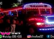 Chiva Parrandera - Paquetes - Reservaciones 6916-4506