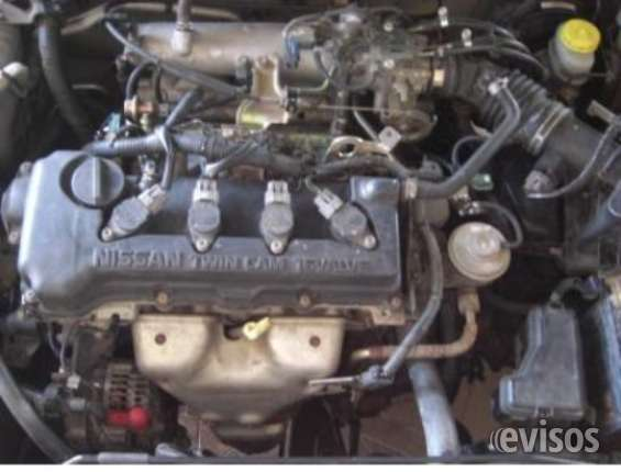 Motor de auto sentra