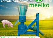 Peletizadora meelko para concentrados balanceados mkfd150p.