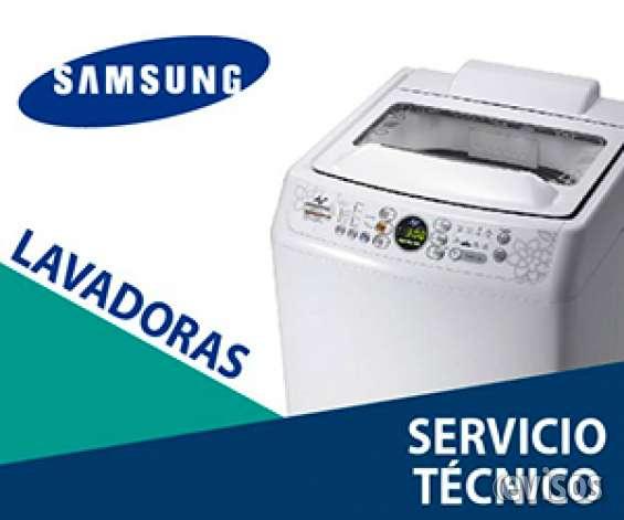 Samsung reparaciones lavadoras digitales