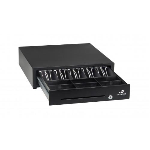 Cajón monedero cash drawer bematech cd415