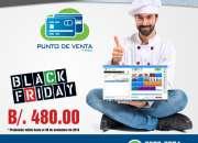 Software para Restaurantes en Black Friday