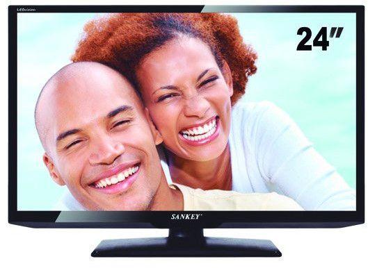 "Televisor sankey de 24"""