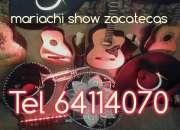 Mariachi show zacatecas