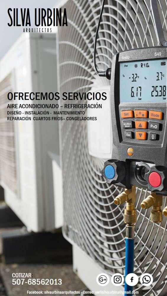 Tecnico en refrigeracion y aire acondicionado