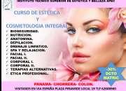 Curso de estetica y cosmetologia avalados por med…