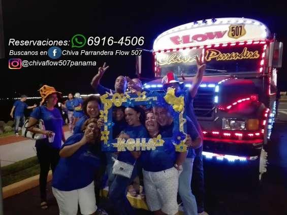 Chiva parrandera neon (niños) 6916-4506