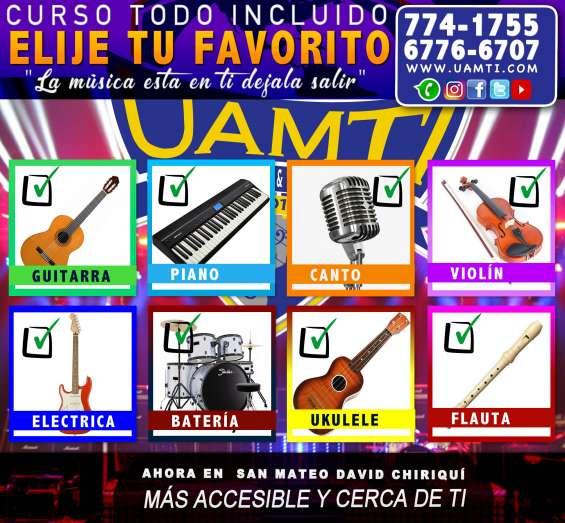Curso de flauta en david chiriqui tel: 774-1755 o al whatsapp 6776-6707.