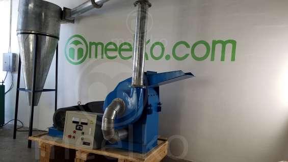 Equipo molienda mkhm500a-c para granos