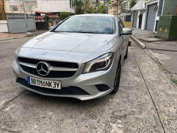 Mercedes benz cla perfectas condiciones