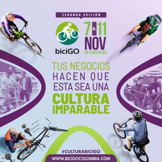Feria internacional de la bicicleta - bicigo 2019.