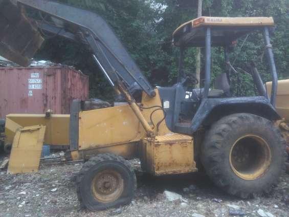 Retro excavadora 310 e