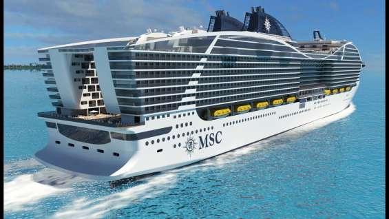 Oferta de trabajo de crucero 2019/2022 !!!