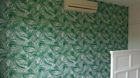 Ahora la mejor instalacion de papel tapiz 69379316