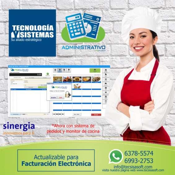 Software para restaurantes y food trucks en panama