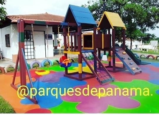 Parques demadera
