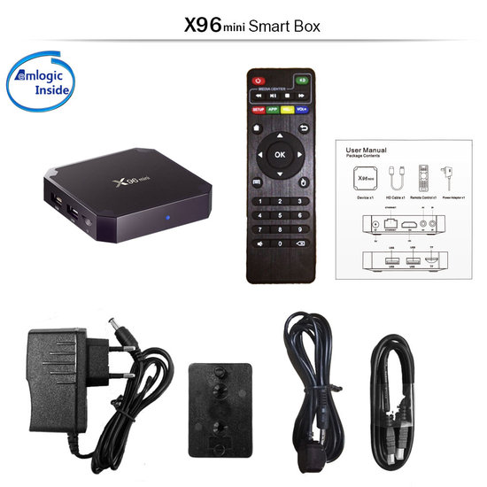 Tv box con series, películas y tv gratis