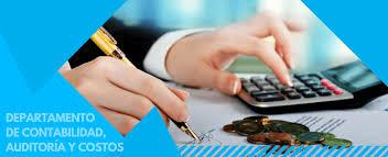 Trabajos de contabilidad intermedia