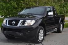 Nissan navara 2012 alto lujo en 2500cc 4x4 td .36,000 km