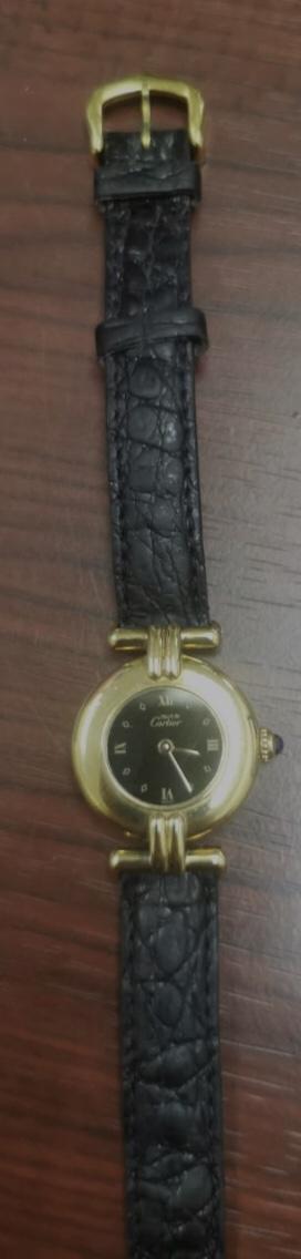Vendo reloj cartier dama
