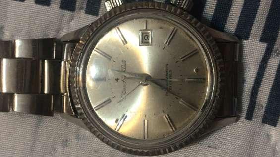 Vendo reloj citizen alarma